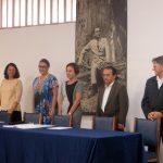 Sessão Solene de Posse da geógrafa Cristina Maria Costa Leite